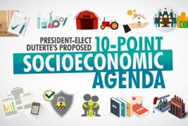 10point agenda Duterte